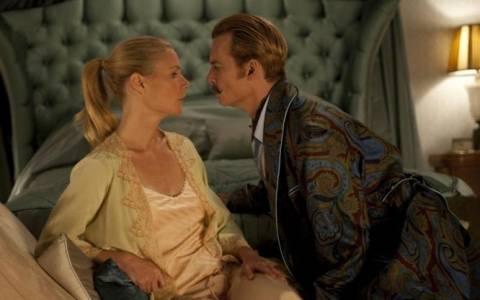 Ένα «μουστάκι» παραλίγο ν' απολύσει την Gwyneth Paltrow