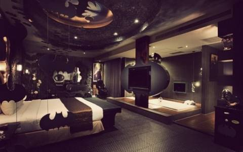 Batman Hotel για νύχτες δράσης! (photos)