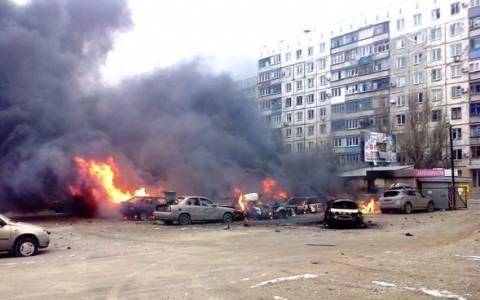 Ουκρανία: Επικίνδυνη κλιμάκωση της έντασης – Στους 27 οι νεκροί της Μαριούπολης