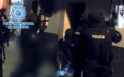 Ισπανία: Σύλληψη τεσσάρων ατόμων – Πιστεύεται πως σχεδίαζαν επίθεση