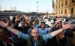 Αίγυπτος: Διαδηλώτρια νεκρή στο Κάιρο