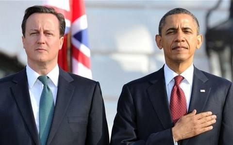 Ομπάμα και Κάμερον καταδικάζουν την εκτέλεση του Ιάπωνα από το ΙΚ