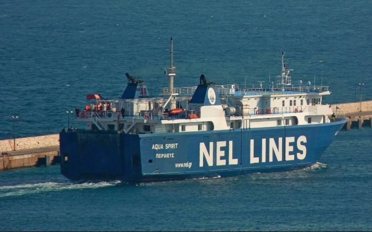 Αδυναμία προσέγγισης επιβατικού πλοίου στην Ανάφη