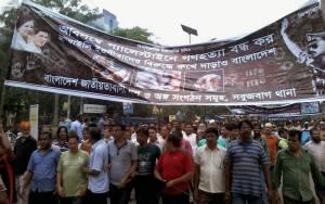 Μπαγκλαντές: Έξαρση πολιτικής βίας με 34 νεκρούς