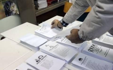 Εκλογές 2015-Εxit Poll: Ξημερώματα Δευτέρας η εκτίμηση για αυτοδυναμία