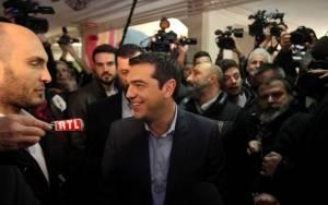 Εκλογές 2015-Τσίπρας: «Ιστορική στιγμή για την Ελλάδα» (pics&videos)