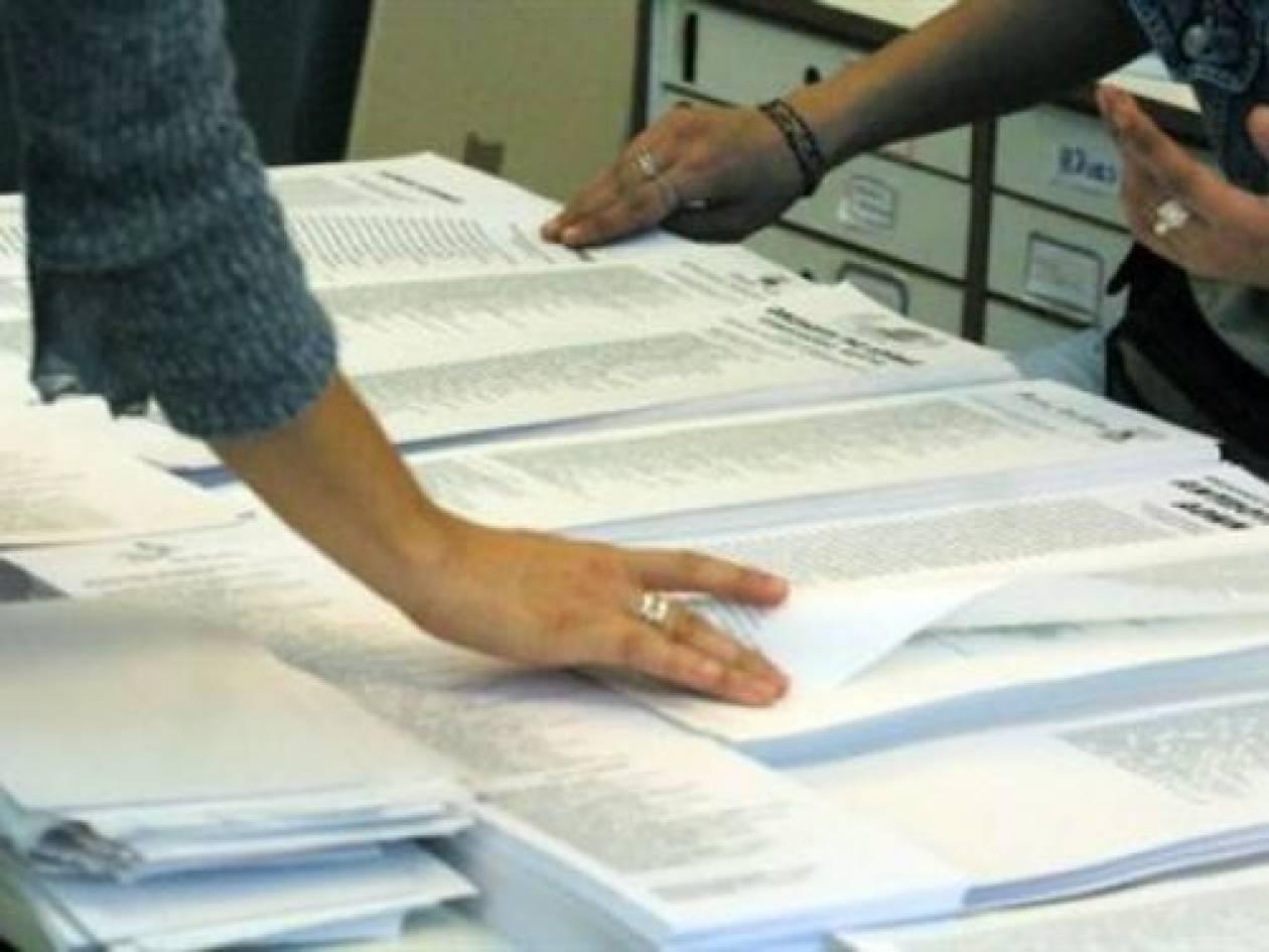 Εκλογές 2015: Κομμένα ψηφοδέλτια σε εκλογικό τμήμα της Ρόδου (Pic)