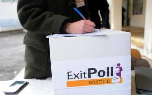 Exit polls 2015: Ανακοίνωση της ΝΔ για δημοσίευση «δήθεν στοιχείων»