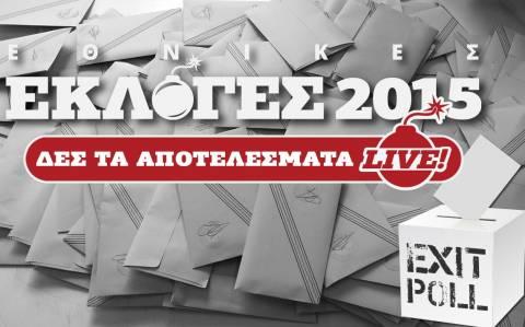 Exit polls 2015: Τα αποτελέσματα του exit poll του STAR για τις εκλογές