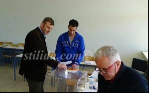 Eκλογές 2015 - Το βάπτισμα της Τελείας στην κάλπη