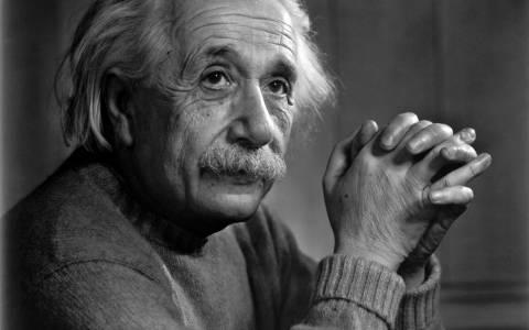 Απίστευτο: Τι είχε πει ο... Αινστάιν για ΠΑΣΟΚ και ΝΔ! (pic)