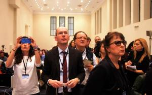 Αποτελέσματα εκλογών 2015: Πώς αντέδρασαν οι ξένοι δημοσιογράφοι στο Ζάππειο