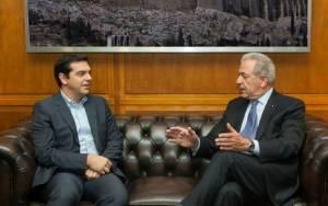Αποτελέσματα εκλογών 2015: Ο Αβραμόπουλος συνεχάρη τον Αλ. Τσίπρα