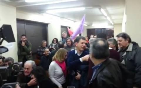Αποτελέσματα εκλογών 2015 - Οι αντιδράσεις στο ΣΥΡΙΖΑ Θεσσαλονίκης (vid)