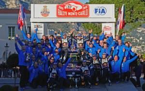 WRC 1ος αγώνας Ράλλυ Μόντε Κάρλο: Νικητής ο Ogier με τη βοήθεια της τύχης