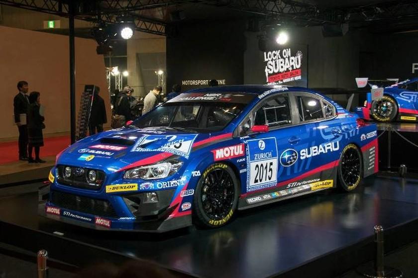 Αγώνες GT: Η Subaru στις 24ώρες του Nürburgring