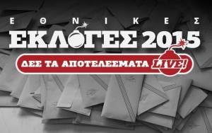 Αποτελέσματα εκλογών 2015: Θρίλερ στην Α' Αθηνών για τον τέταρτο βουλευτή της ΝΔ