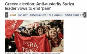 Αποτελέσματα εκλογών: Τα πρωτοσέλιδα του Ξένου Τύπου για τον θρίαμβο Τσίπρα