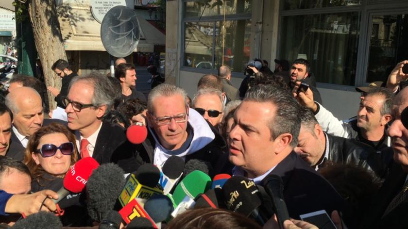 Εκλογές 2015-Καμμένος: Από αυτή τη στιγμή υπάρχει κυβέρνηση στη χώρα (pics&video)