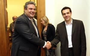Το μεσημέρι ο Α. Τσίπρας στον Πρόεδρο της Δημοκρατίας