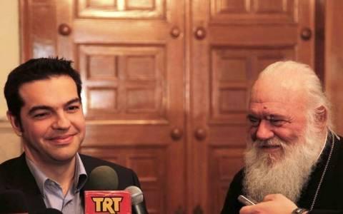 Κυβέρνηση ΣΥΡΙΖΑ: Στον Αρχιεπίσκοπο Ιερώνυμο η πρώτη επίσκεψη Τσίπρα