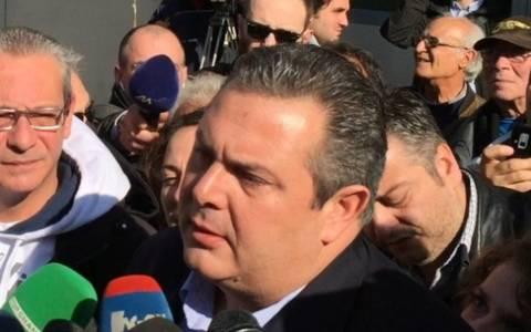 Πάνος Καμμένος: «Ό,τι είπαμε στους Έλληνες θα ισχύει για πάντα»
