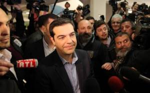 Εκλογές 2015 - Ευρωπαϊκή Ενωτική Αριστερά: Ιστορική η νίκη του ΣΥΡΙΖΑ