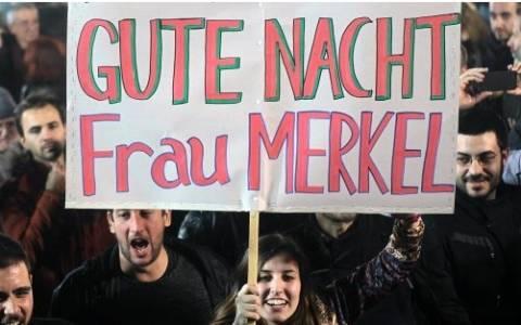 Κυβέρνηση ΣΥΡΙΖΑ: «Οι Έλληνες καταψήφισαν την Άνγκελα Μέρκελ»