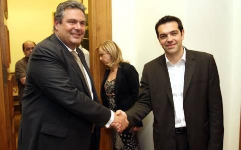 Κυβέρνηση ΣΥΡΙΖΑ - Διεθνή ΜΜΕ: Τσίπρας-Καμμένος κατά της λιτότητας