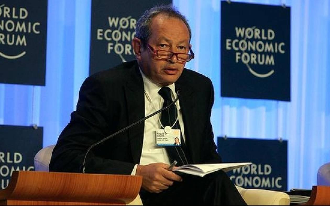 Συνάντηση Αιγύπτιου επενδυτή με Νίκο Αναστασιάδη