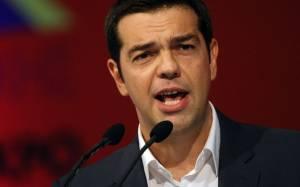 Εκλογές 2015: Στο Προεδρικό Μέγαρο ο Αλέξης Τσίπρας