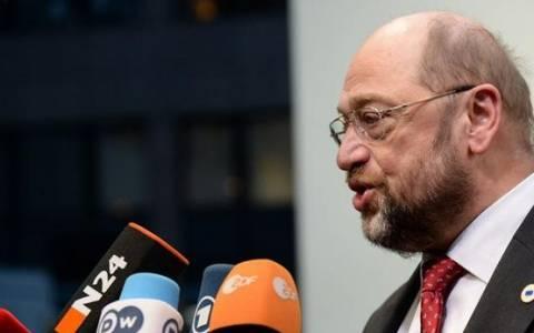 Σουλτς: «Ο Αλέξης Τσίπρας είναι πραγματιστής»