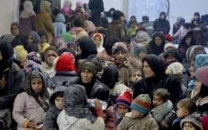Τουρκία: Στην Σουρούτς ο μεγαλύτερος καταυλισμός προσφύγων από το Κομπάνι
