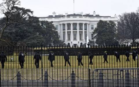 Drone συνετρίβη στον κήπο του Λευκού Οίκου