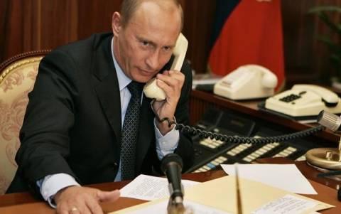 Τηλεφωνική επικοινωνία Πούτιν με Μέρκελ και Ολάντ για την κρίση στην Ουκρανία