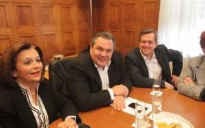 Κυβέρνηση ΣΥΡΙΖΑ: Υπουργός Άμυνας ο Πάνος Καμμένος