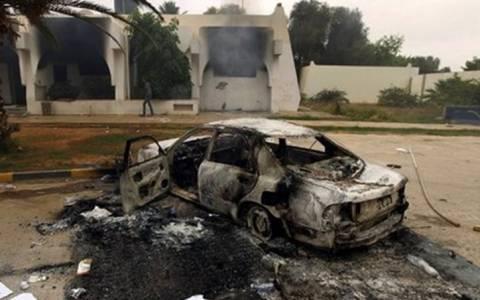 Λιβύη: Παγιδευμένο αυτοκίνητο εξερράγη μπροστά από πολυτελές ξενοδοχείο