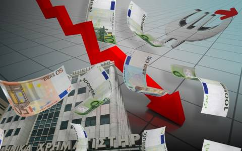 Διευρύνει τις απώλειές του το χρηματιστήριο