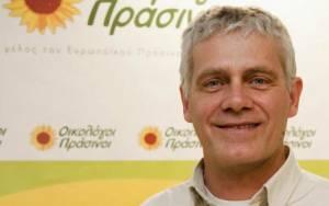 Ποιος είναι ο υφυπουργός Περιβάλλοντος Γιάννης Τσιρώνης