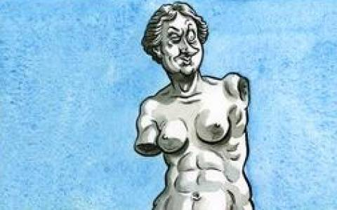 Δηκτική πλην εύγλωττη η νέα γελοιογραφία του Independent για την Ελλάδα (photo)