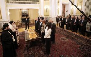 Ορκίστηκαν και πιάνουν δουλειά τα μέλη της κυβέρνησης Τσίπρα