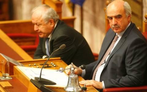 Κυβέρνηση ΣΥΡΙΖΑ: Ενημέρωση Μεϊμαράκη στη Ζωή Κωνσταντοπούλου