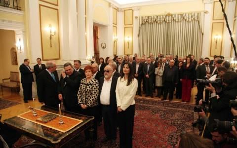 Η τελετή ορκωμοσίας της νέας κυβέρνησης μέσα από το φακό (pics)