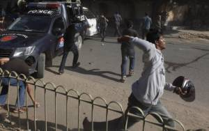Πακιστάν: Λεηλατήθηκε χριστιανικό σχολείο σε διαδήλωση κατά του Charlie Hebdo