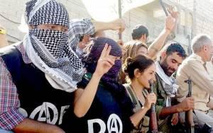 Επόμενος στόχος των Κούρδων η ανακατάληψη χωριών γύρω από το Κομπάνι