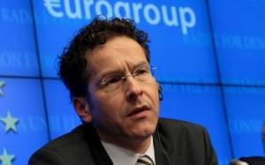 Ντάισελμπλουμ: Στο χέρι της Ελλάδας πώς θα προχωρήσει
