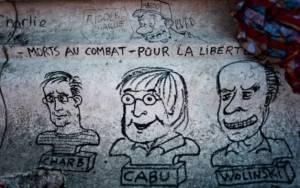 Γαλλία: «Συμμαχία» 173 σκιτσογράφων για την έκδοση λευκώματος