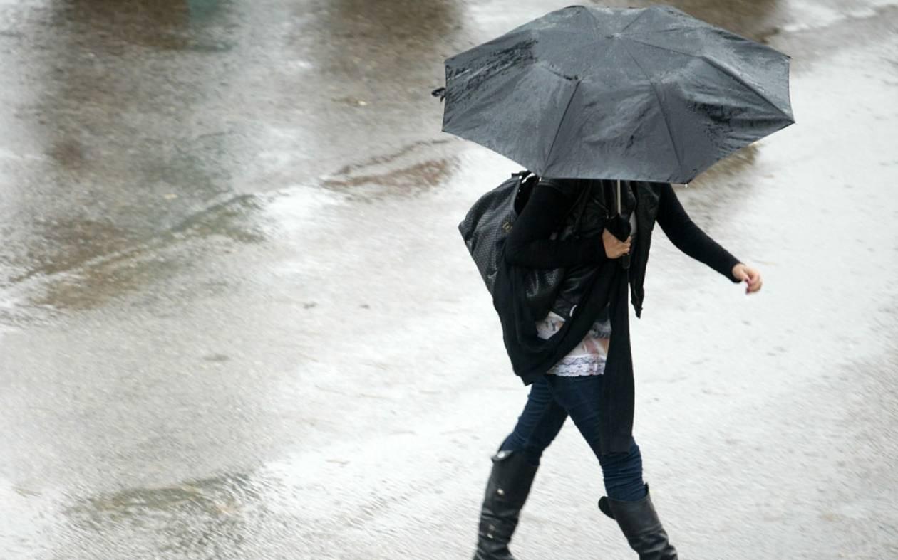 Καιρός: Βροχές σε ολόκληρη τη χώρα την Τετάρτη – Αναλυτική πρόγνωση