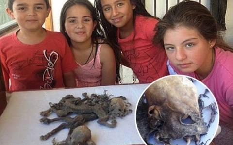 Χιλή: Ανακάλυψαν τα οστά αιμοβόρου μυθικού πλάσματος! (photos)