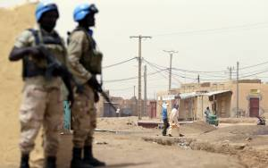 Μαλί: Τρεις διαδηλωτές νεκροί από πυρά μελών της ειρηνευτικής δύναμεις του ΟΗΕ